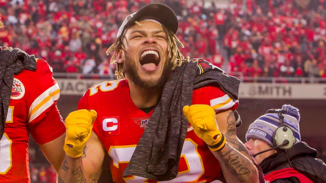 Super Bowl Prop Bets Chiefs
