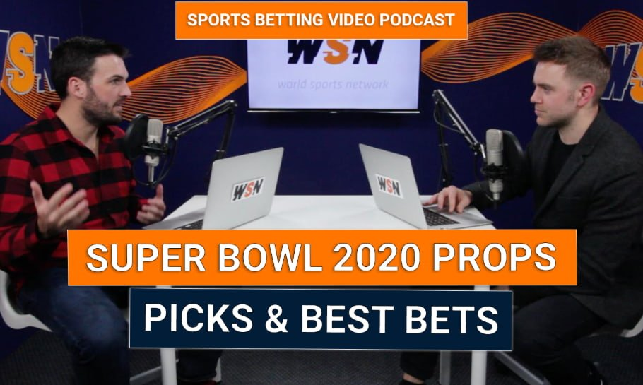 Super Bowl 2020 Best Prop Picks & Best Bets (w/ The Green Men)
