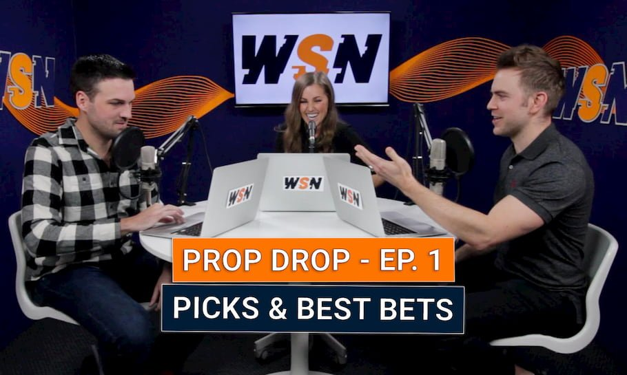 WSN Prop Drop (Ep. 1) – Lakers vs Rockets, Oscars, 2021 Super Bowl Futures