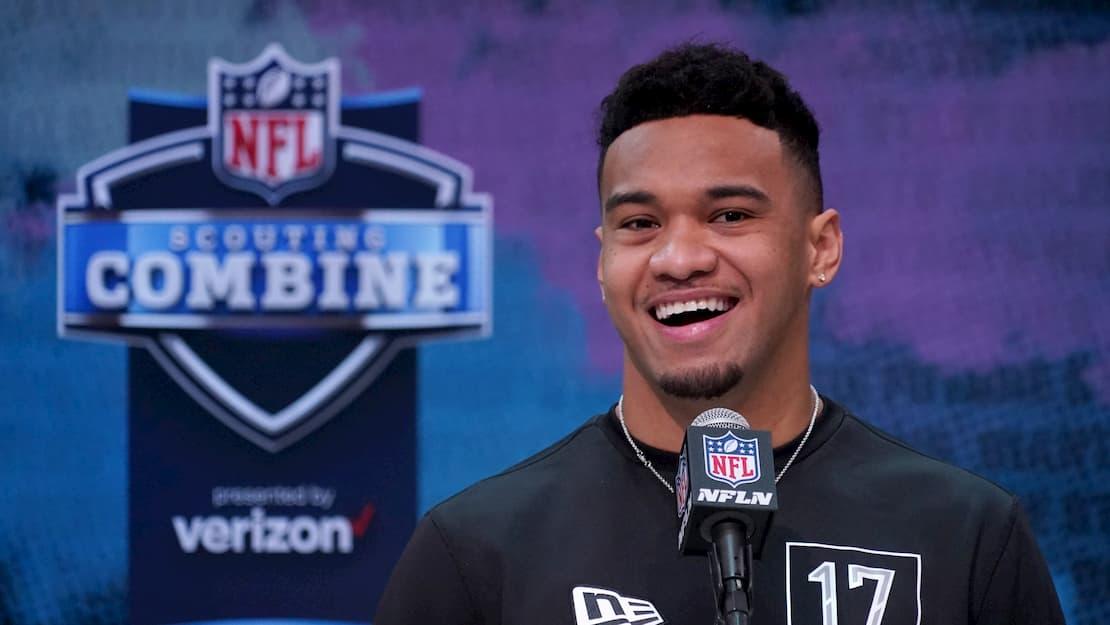 Tua Tagovailoa NFL Draft Bets
