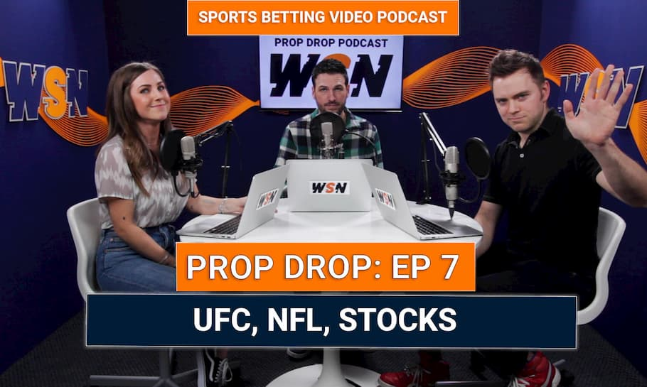 WSN Prop Drop (Ep. 7) – NFL Trades, UFC 249, Trojan Condoms Stock