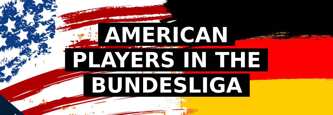 American players in the bundesliga