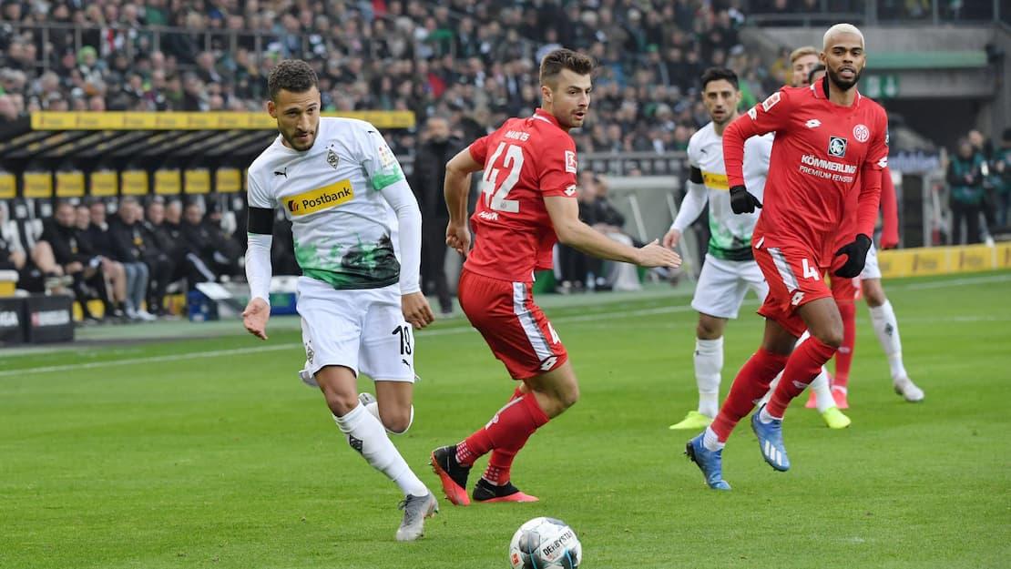 Fabian Johnson Borussia Monchengladbach