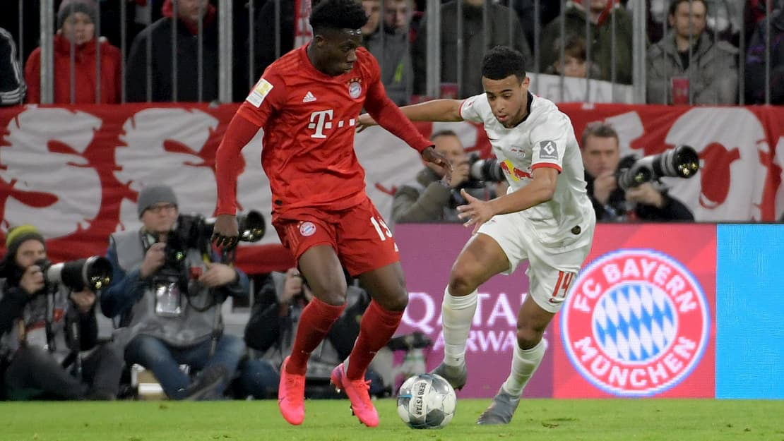 Tyler Adams Bundesliga