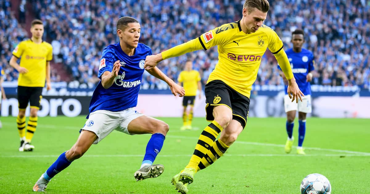 Dortmund Schalke übertragung