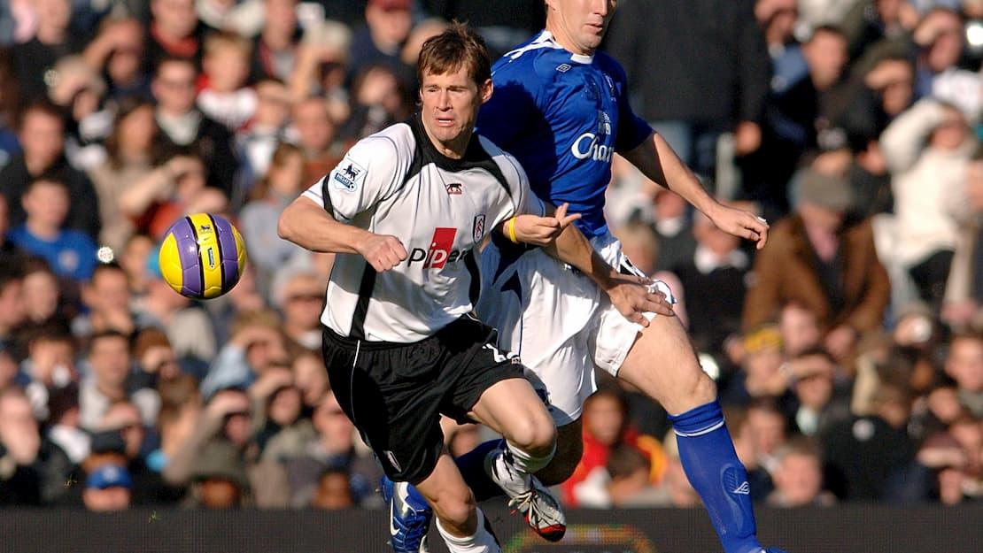 Brian McBride Everton