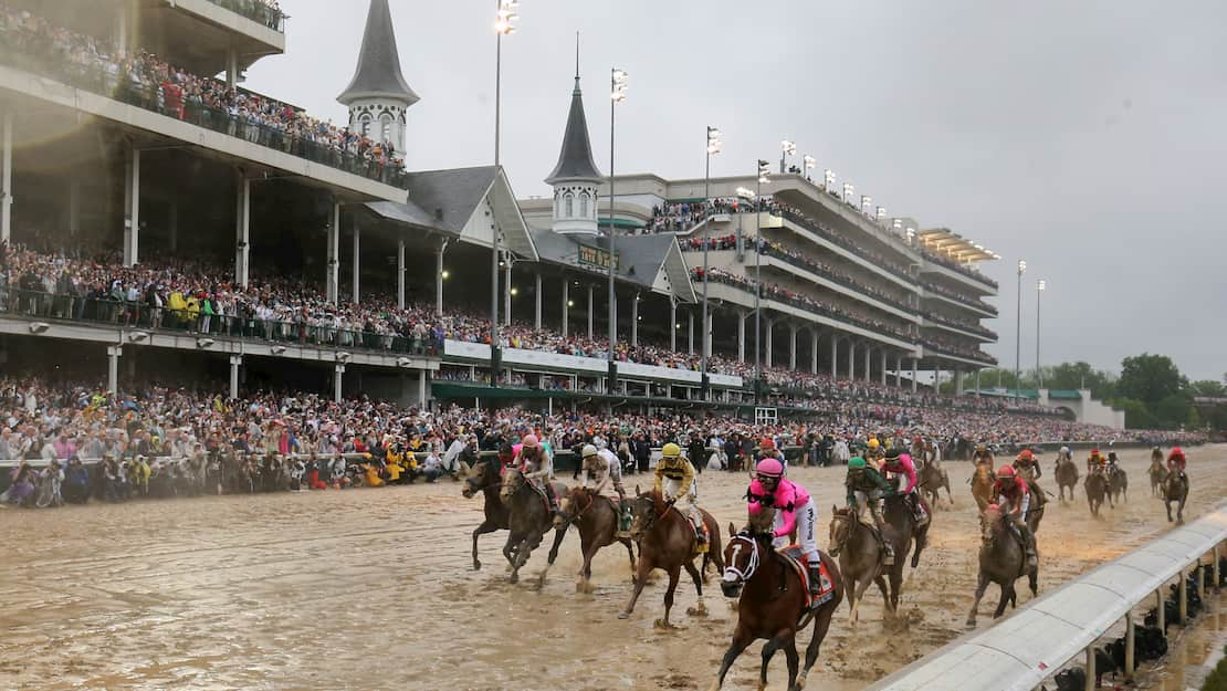 Churchill Downs Racetrack Guide