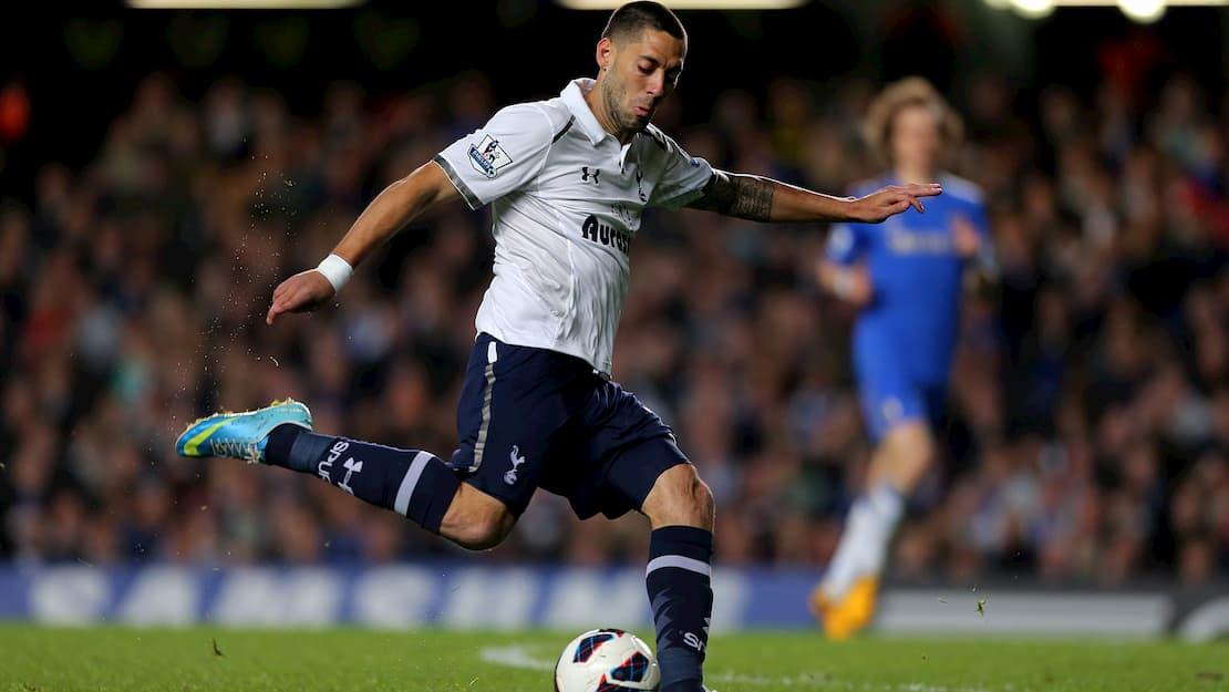 Clint Dempsey Tottenham Hotspur