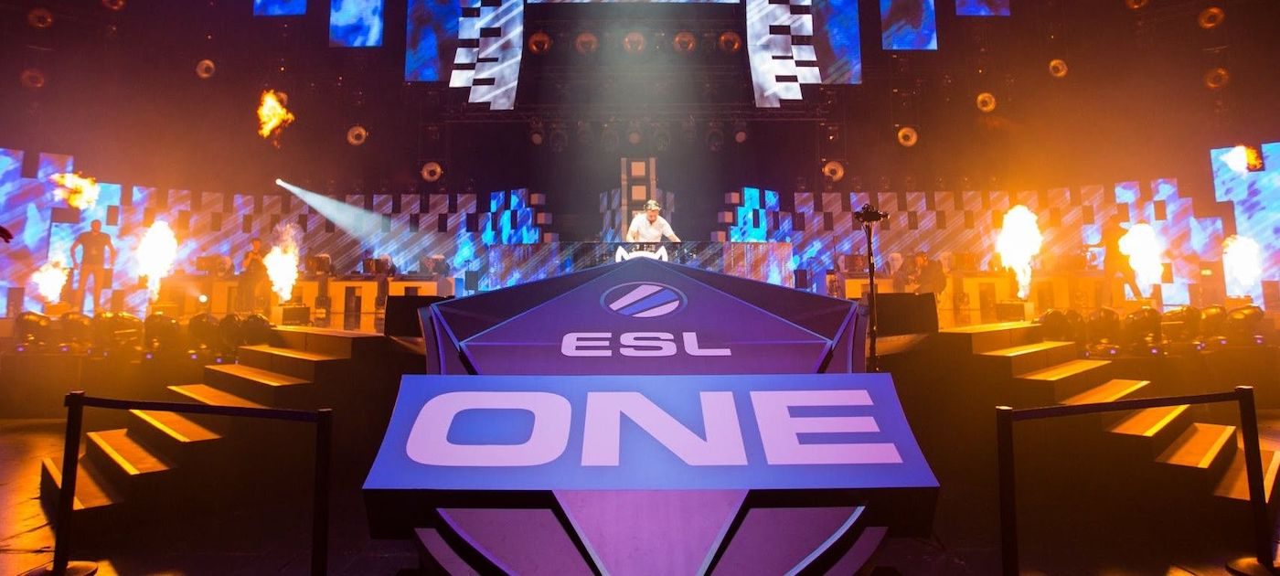 CS:GO ESL One Road to Rio 2020