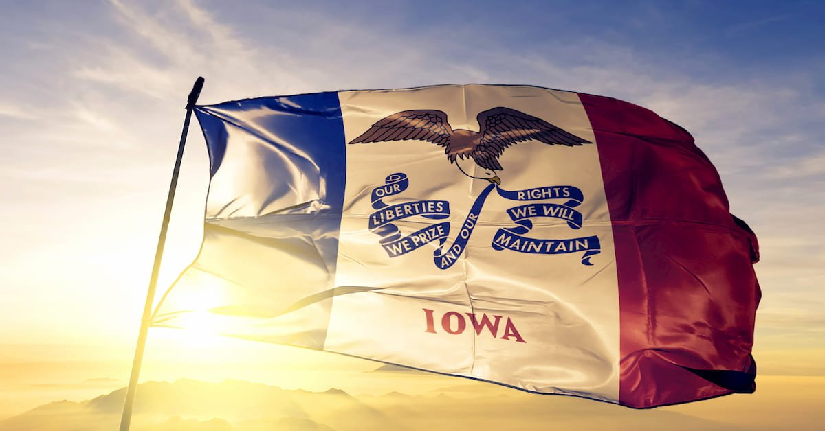 Iowa Reports All-Time Low Betting Revenue