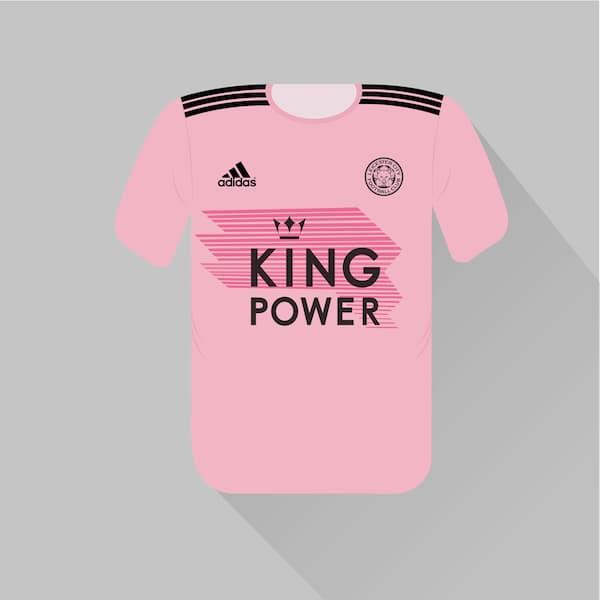 Leicester City away kit 2019-20