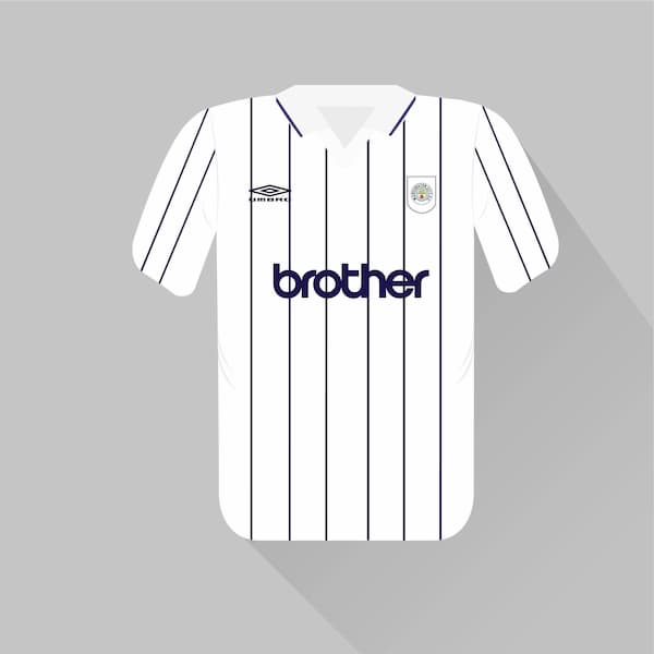 Man City third jersey 1994-95