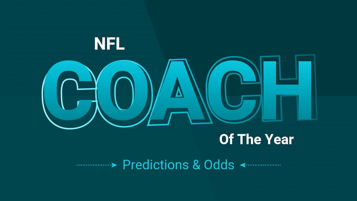 NFL Coach of the Year 2021 Predictions, Odds & Picks