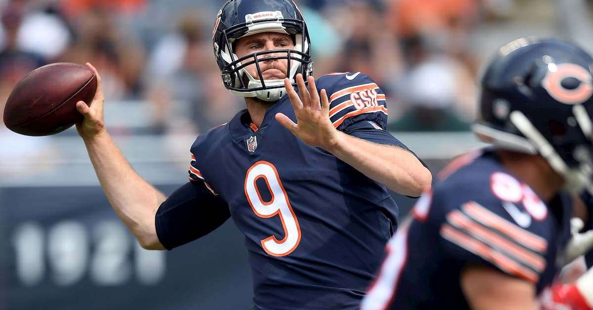 Chicago Bears Week 1 Starting Quarterback - Predictions & Odds