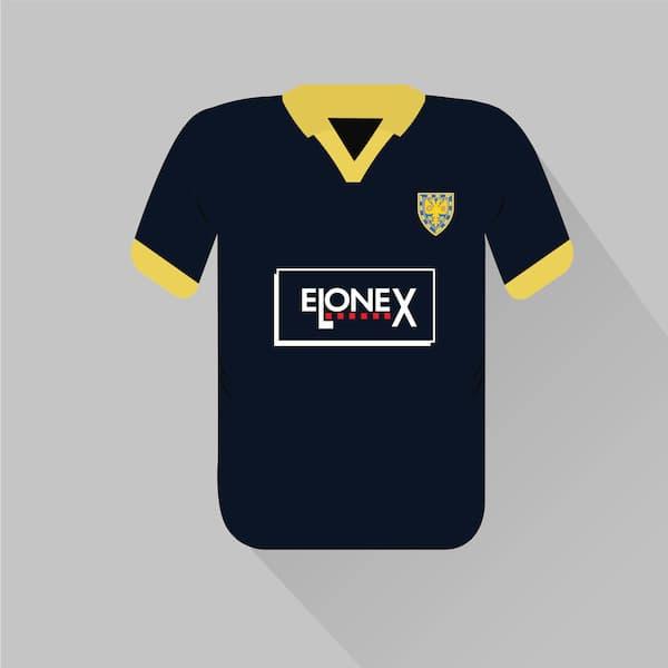 Wimbledon home jersey 1994-95