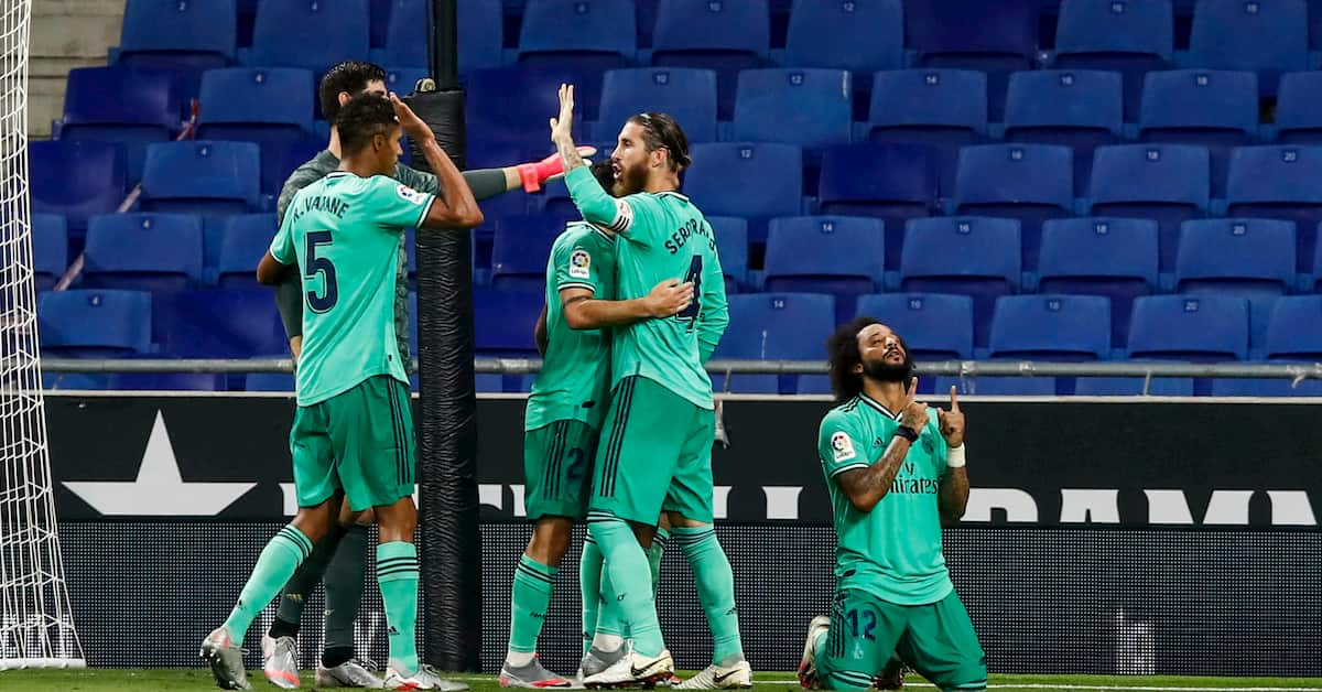 Real Madrid Predicted XI vs. Getafe: Isco is the No. 10   Real Madrid- Getafe