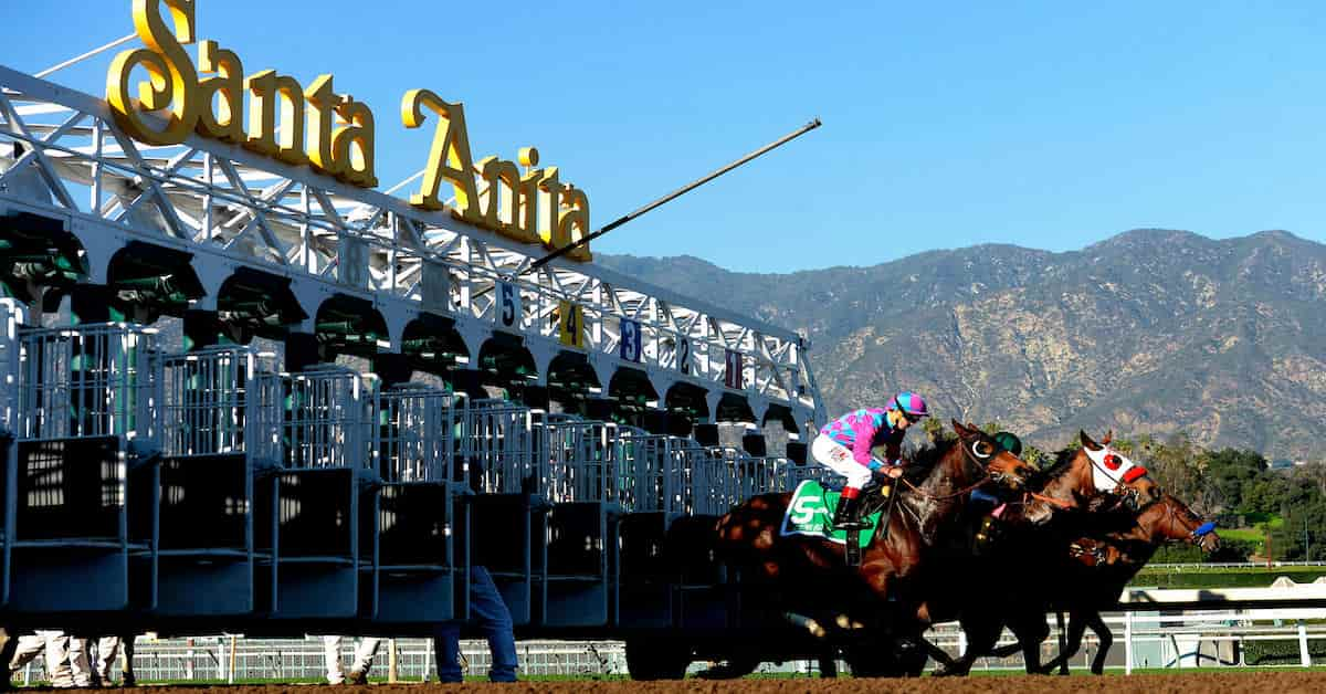 Santa Anita Derby Picks