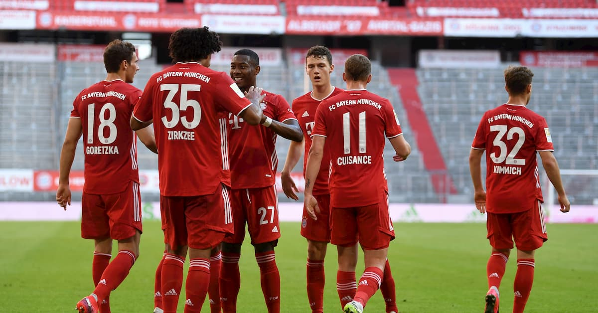Bayern Vs Werder Bremen
