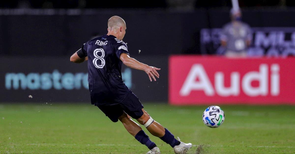 New York City FC vs Portland Timbers