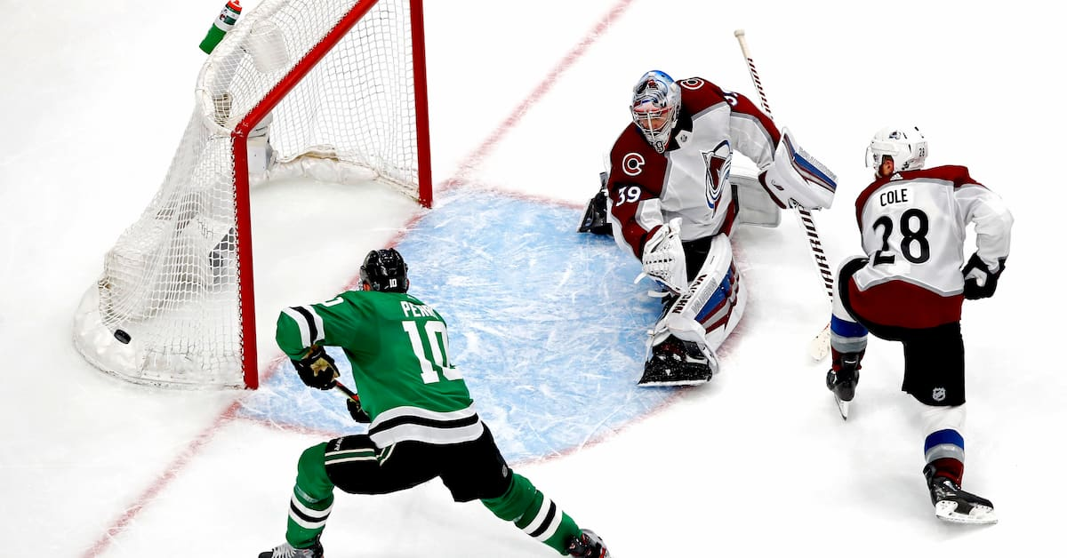 Colorado Avalanche vs Dallas Stars Game 3