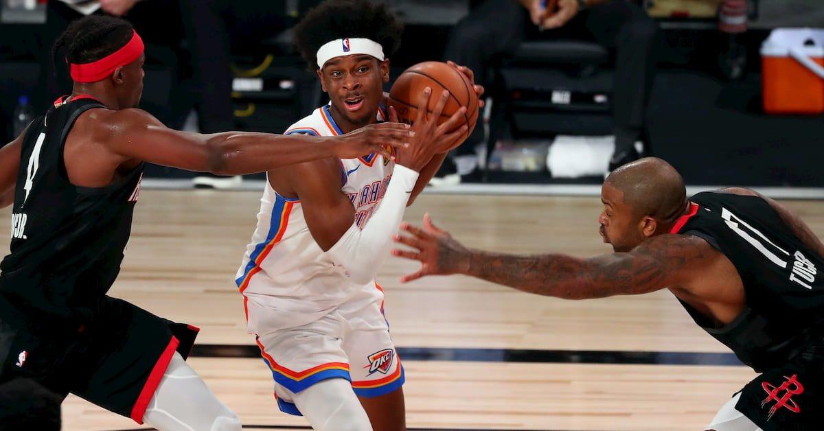 Oklahoma City Thunder Vs Houston Rockets Game 5 Predictions Odds Picks