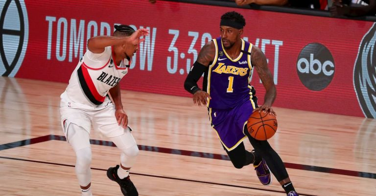 Portland Trail Blazers Vs Los Angeles Lakers Game 4 Predictions Odds Picks