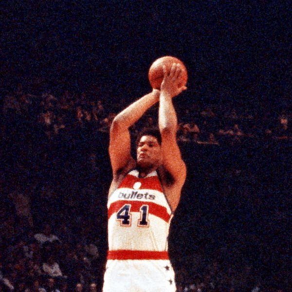 Washington Bullets Stars & Stripes 1974-1987