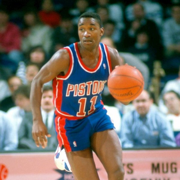 Detroit Pistons Bad Boys 1981-1996