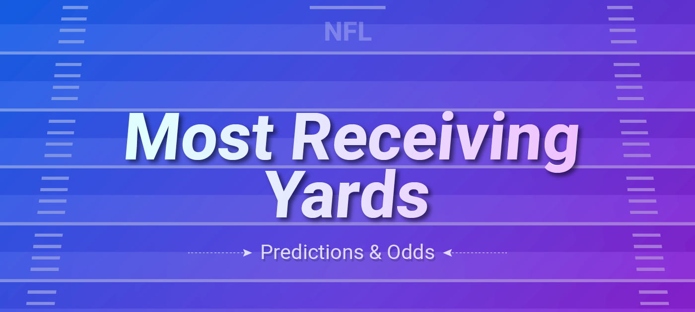 Most NFL Receiving Yards