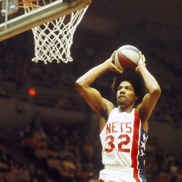 New Jersey Nets Stars & Stripes 1972-1981