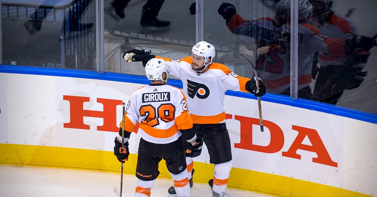 New York Islanders vs Philadelphia Flyers