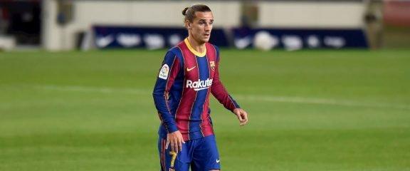Antoine Griezmann Still Struggling to Find His Role at Barcelona