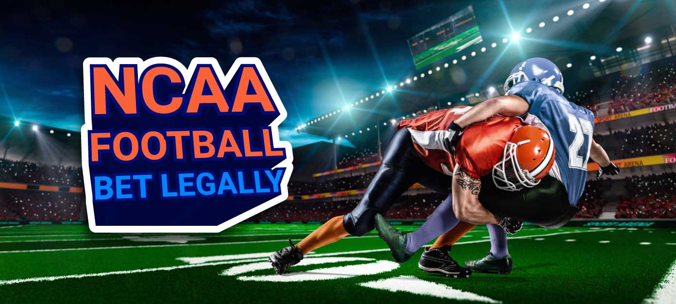 Bet Legally NCAA Football