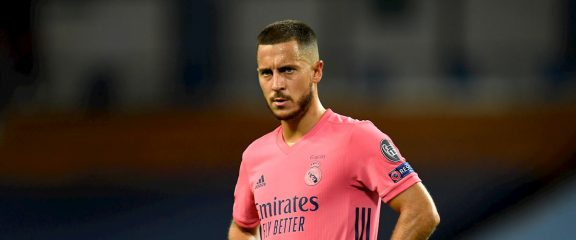 Eden Hazard Still Waiting for His Dream Move to Real Madrid to Get Going