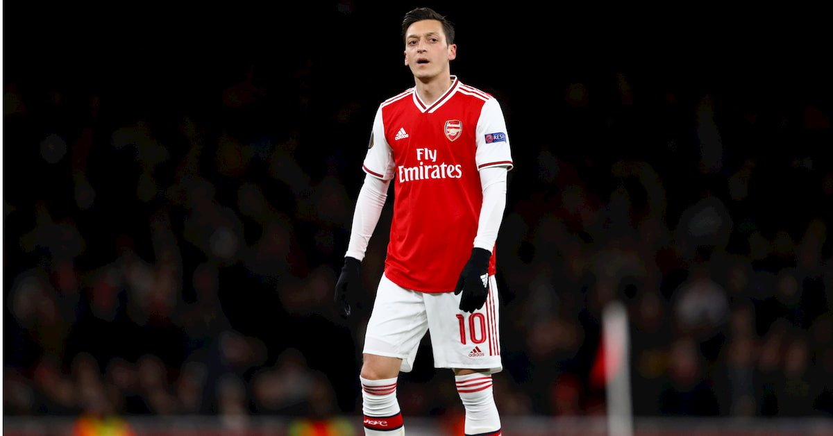 Ozils Omission From Arsenal
