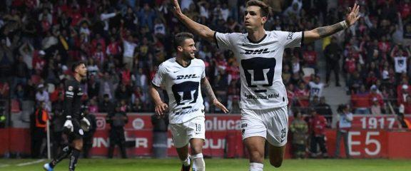 Pumas vs Toluca Prediction, Odds & Picks