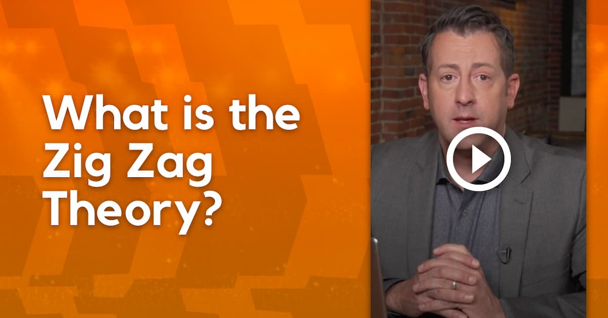 What Is Zig-Zag Theory in Sports Betting?
