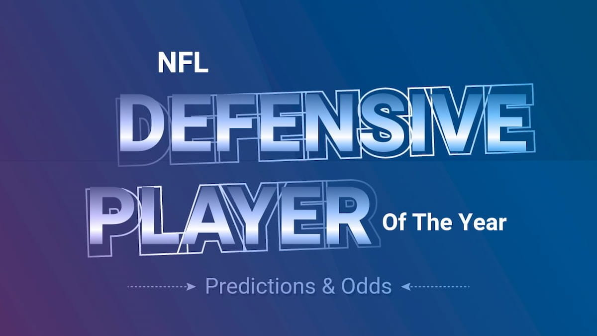NFL Defensive Player of the Year 2021 Top 12 Predictions and Betting Odds