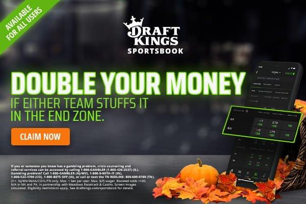 DraftKings Thanksgiving Promotion