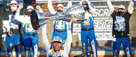 NASCAR Celebrates Champions at the End of an Extraordinary Season