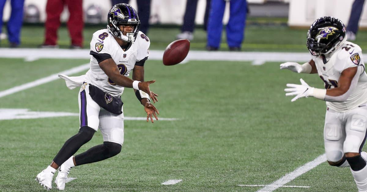 Titans vs Ravens NFL Week 11