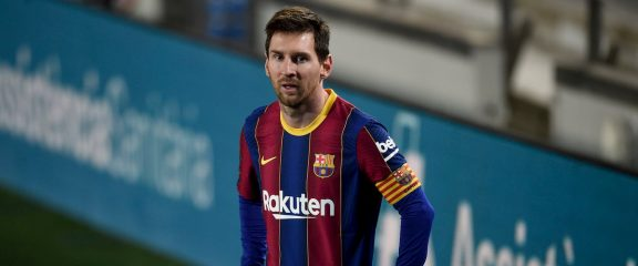 Lionel Messi's Barcelona Future Remains in the Balance
