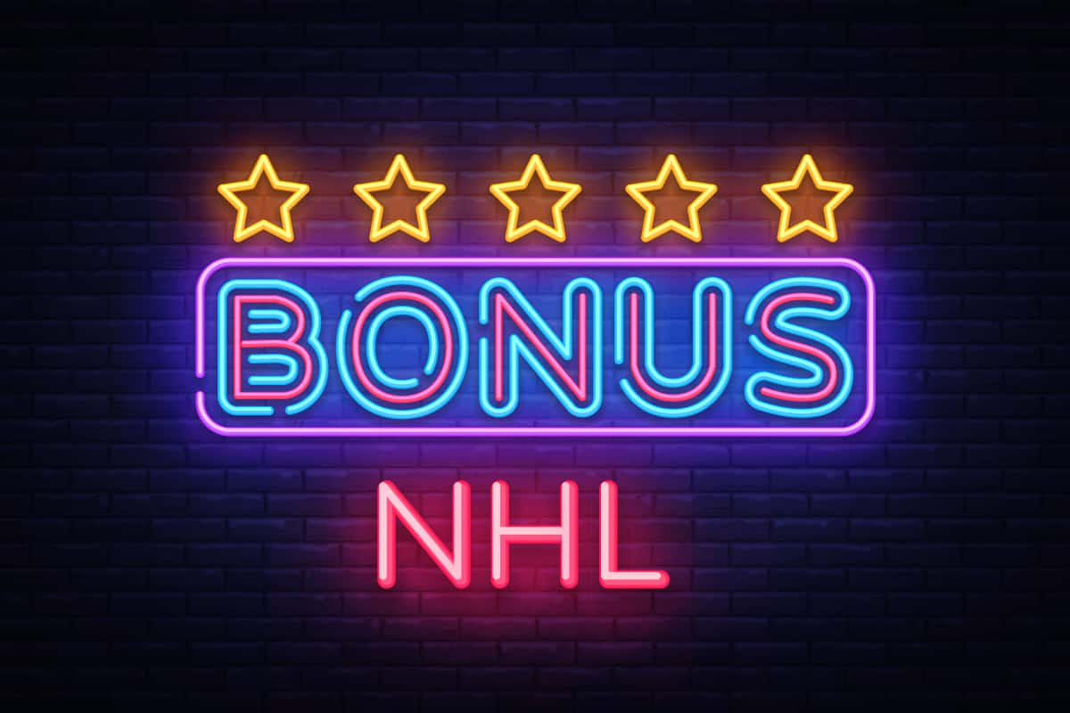 Sportsbooks With Best NHL Bonuses