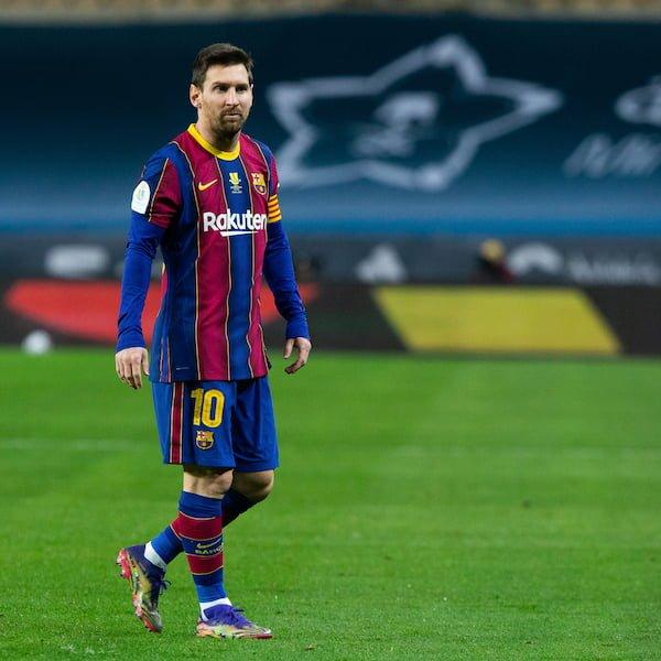 Lionel Messi (455 Goals)