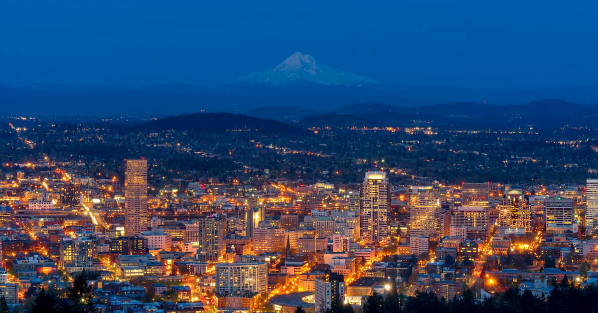 Oregon December Sports Wagering Report