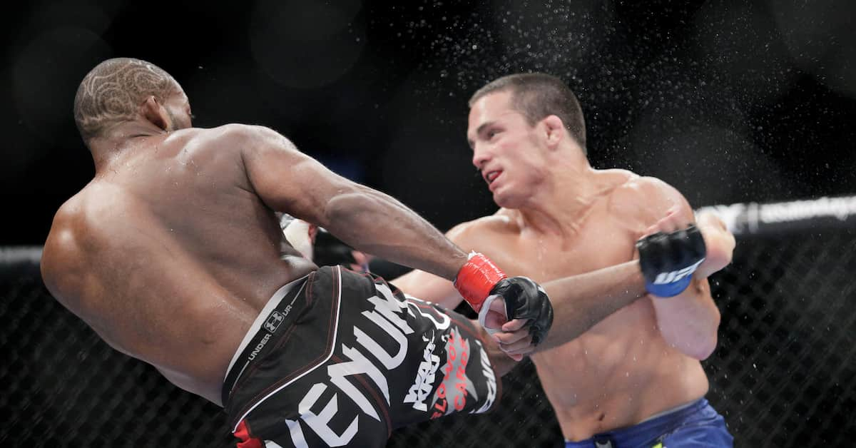 """Jake Ellenberger on WSN's Wise Kracks: """"Mom Kicked My Bro and I Out of the House for MMA Fighting"""""""