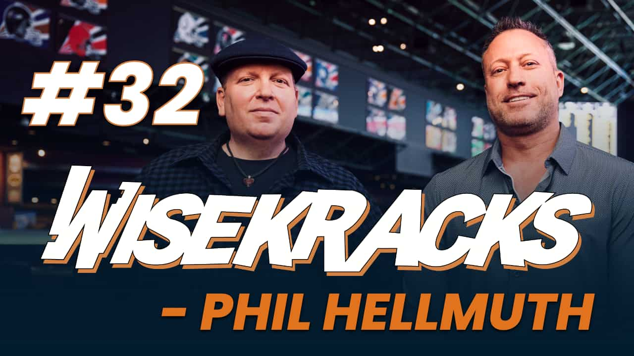 "Wise Kracks Ep. 32 How Phil Hellmuth Became the ""Poker Brat"""