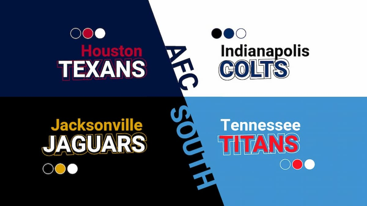 AFC South Predictions, Odds & Projections 2021/2022