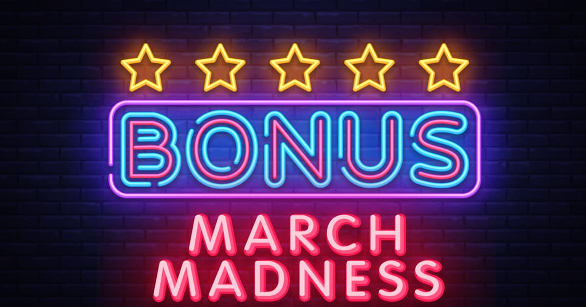 Best March Madness Betting Promo Codes & Betting Bonuses 2021