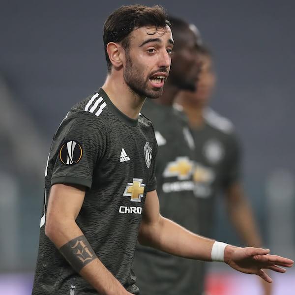 MF: Bruno Fernandes (Manchester United)